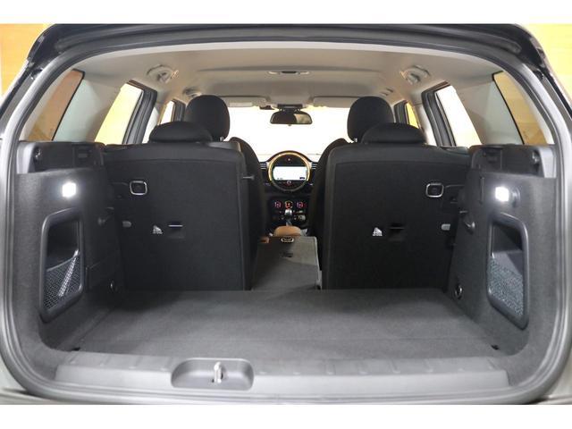 クーパーSD クラブマン ワンオーナー ナビ Bカメラ PDC コンフォートアクセス ETCミラー LEDライト&フォグ ドライビングモード クルコン 17インチアルミ ペッパーパッケージ クリーンディーゼル 整備記録簿(32枚目)