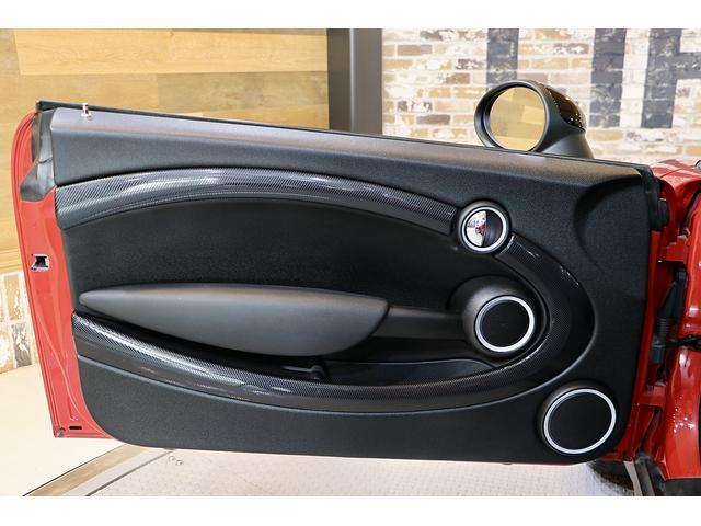 クーパーS 1.1万km ナビ 地デジ ブラックリフレクターHIDライト 点検整備記録簿 ETC パドルシフト 16インチアロイホイール スポーツストライプ(外し可能) S専用スポーツシート(14枚目)