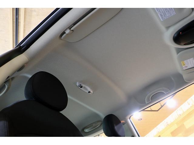 クーパーS 1.1万km ナビ 地デジ ブラックリフレクターHIDライト 点検整備記録簿 ETC パドルシフト 16インチアロイホイール スポーツストライプ(外し可能) S専用スポーツシート(49枚目)