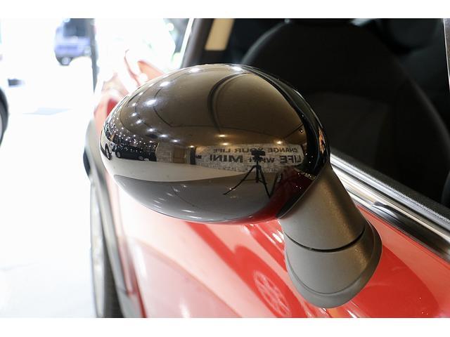 クーパーS 1.1万km ナビ 地デジ ブラックリフレクターHIDライト 点検整備記録簿 ETC パドルシフト 16インチアロイホイール スポーツストライプ(外し可能) S専用スポーツシート(52枚目)