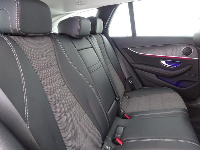 E200 ステーションワゴン スポーツ 元デモカー 認定中古車2年保証(16枚目)