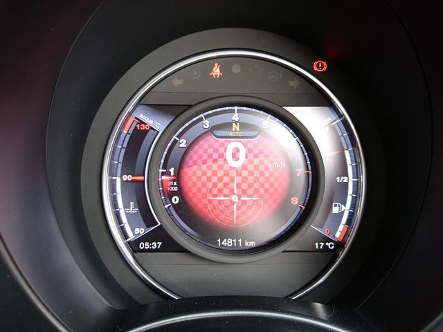 ツーリズモ 赤レザーシート キセノンヘッドライト パドルシフト 純正17インチアルミホイール 7インチタッチパネルU-Connect AutoMeter レコードモンツァマフラー(19枚目)