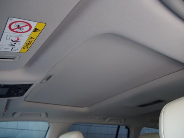 LX570 モデリスタエアロ&マフラー SR 白革 プリクラッシュSFT レーダークルーズ HUD 純正ナビ フルセグ 全方位カメラ 純正エアサス OP21インチAW ヒートヒーター&クーラー電動格納サードシート(19枚目)