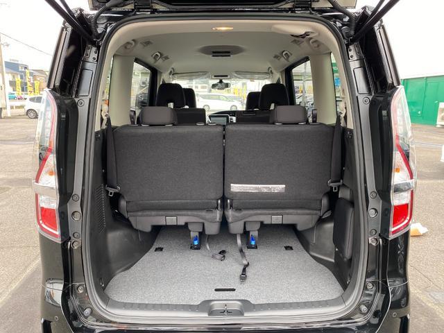 ハイウェイスターV 登録済未使用 アラウンドビューモニター 両側電動ドア LEDヘッド コーナーセンサー 衝突軽減 BSM(14枚目)
