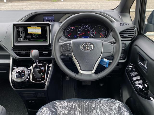 ZS 煌II 登録済未使用車 衝突被害軽減ブレーキ レーンアシスト 両側パワースライドドア クルーズコントロール オートハイビーム クリアランスソナー 革巻きステアリング ステアリグスイッチ LEDヘッドライト(50枚目)
