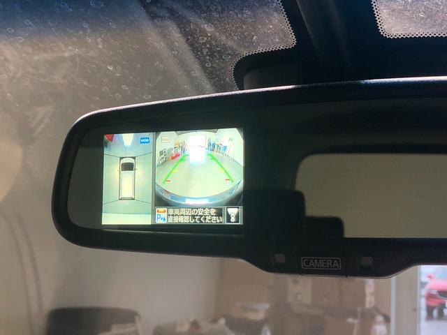 【アラウンドビューモニター&バックモニター】真上から見たような映像が流れ、便利かつ大変見やすく安全確認もできます!駐車が苦手な方にもオススメな便利機能です!