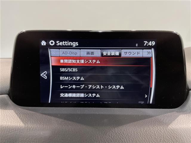 XD Lパッケージ 純正ナビ 全方位カメラ 衝突軽減 レーンアシスト BSM パワーバックドア レーダークルーズコントロール パワーシート シートヒーター レザーシート ETC フルセグテレビ DVD Bluetooth(6枚目)