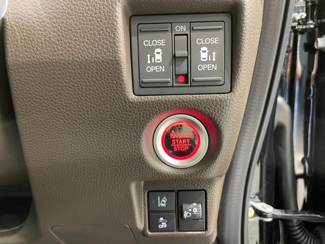 L 届出済未使用車 ホンダセンシング 衝突軽減 レーダークルーズコントロール レーンアシスト 両側パワースライドドア バックカメラ シートヒーター LEDヘッドライト オートライト(34枚目)