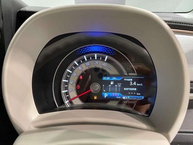 ハイブリッドS 届出済未使用車 衝突軽減 車線逸脱警報 レーダークルーズコントロール 両側電動ドア ヘッドアップディスプレイ リヤパーキングセンサー シートヒーター プッシュスタート スマートキー オートエアコン(36枚目)