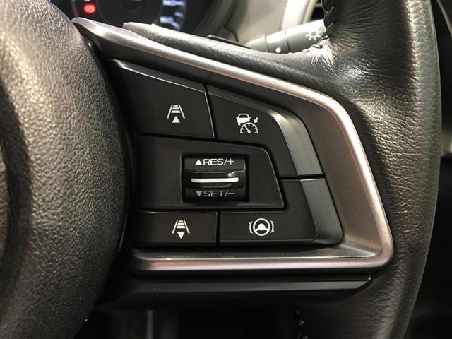 1.6i-Sアイサイト 純正メモリナビ 衝突軽減ブレーキ クルーズコントロール  ETC ブラインドスポットモニター レーンキープアシスト STI パワーシート 純正LEDヘッドライト フォグ オートライト バックカメラ(8枚目)