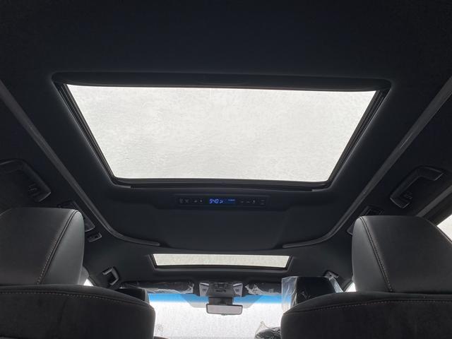2.5S タイプゴールド 登録済未使用車 ツインムーンルーフ 衝突被害軽減ブレーキ デジタルインナーミラー ディスプレイオーディオ バックモニター 両側電動ドア ブラインドスポットモニター コンセント クリアランスソナー(4枚目)