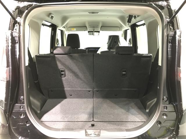 【トランク】5人乗車してもしっかり載せられる荷室スペースです!!