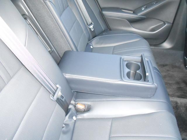EX ホンダセンシング 本革シートパワーシート  8インチインターナビ 全席シートヒーター 前後ドライブレコーダー ETC アクティブダンパーシステム 18インチアルミ タイヤレグノ(25枚目)