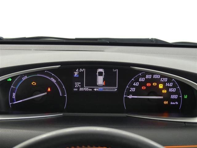 ハイブリッドG クエロ フルセグ メモリーナビ バックカメラ ドラレコ 衝突被害軽減システム ETC 両側電動スライド LEDヘッドランプ 3列シート ウオークスルー ワンオーナー DVD再生 記録簿 乗車定員7人 CD(6枚目)