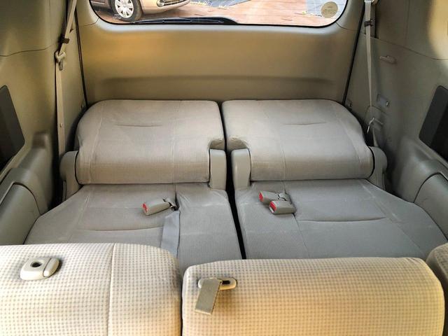 サードシートを敷き詰めることもできます。