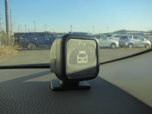 【クリアランスソナー】音のなる感覚やディスプレイ表示によって障害物との距離を知らせてくれます!運転に不安のある方や、ボディが大きなお車を運転する際に便利な機能となっております!