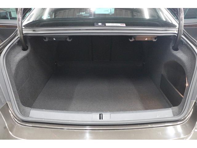 フォルクスワーゲン車でもトップクラスの容量を確保したトランク