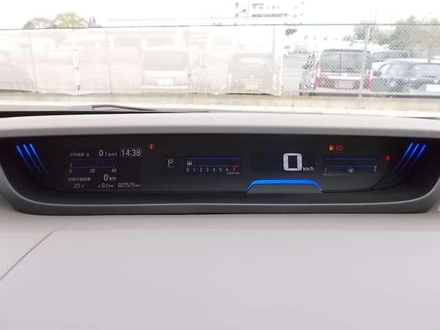 G・ホンダセンシング 2年保証付 衝突被害軽減ブレーキ アダプティブクルーズコントロール ドライブレコーダー メモリーナビ フルセグTV バッグカメラ LEDヘッドライト オートライト 両側電動スライドドア 3列シート(8枚目)
