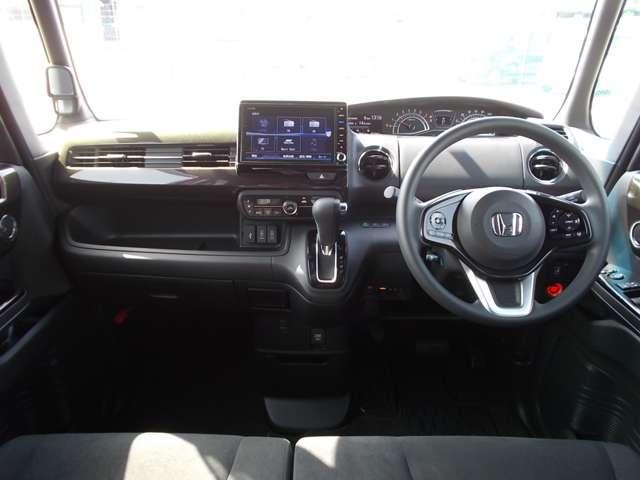 G・Lホンダセンシング 2年保証付 衝突被害軽減ブレーキ サイド&カーテンエアバッ メモリーナビ フルセグTV バックカメラ 純正AW 両側スライド片側電動ドア ワンオーナー車 スマートキー ETC LEDヘッドライト(7枚目)