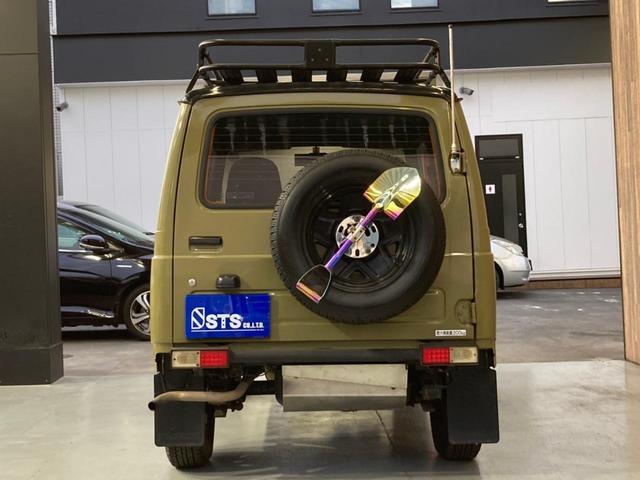 HC HID・5速MT・ルーフラック・レザー調シートカバー オールペン、エアコンコンプレッサー交換済み(5枚目)