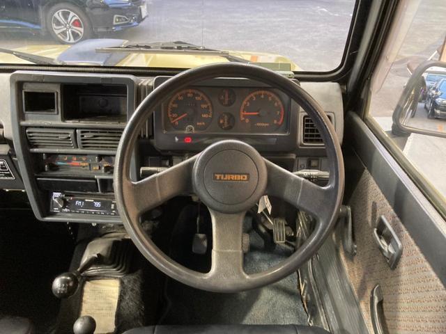 HC HID・5速MT・ルーフラック・レザー調シートカバー オールペン、エアコンコンプレッサー交換済み(19枚目)
