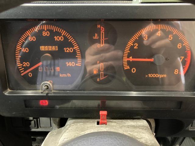 HC HID・5速MT・ルーフラック・レザー調シートカバー オールペン、エアコンコンプレッサー交換済み(20枚目)