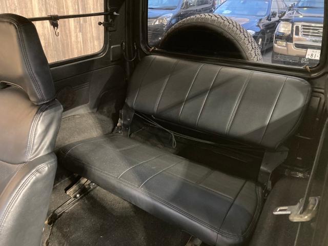 HC HID・5速MT・ルーフラック・レザー調シートカバー オールペン、エアコンコンプレッサー交換済み(36枚目)