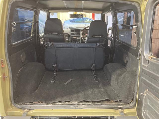 HC HID・5速MT・ルーフラック・レザー調シートカバー オールペン、エアコンコンプレッサー交換済み(43枚目)