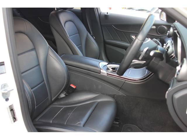 C200 ステーションワゴン スポーツ本革仕様 AMGアルミホイール・キーレスゴー・ヘッドアップディスプレイ・パワーバックドア・ナビ&TV・ETC・レザーシート・シートヒーター(21枚目)