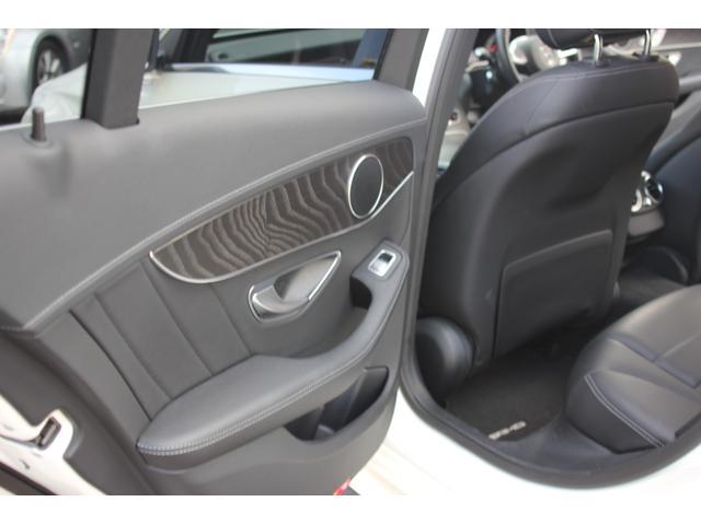 C200 ステーションワゴン スポーツ本革仕様 AMGアルミホイール・キーレスゴー・ヘッドアップディスプレイ・パワーバックドア・ナビ&TV・ETC・レザーシート・シートヒーター(24枚目)