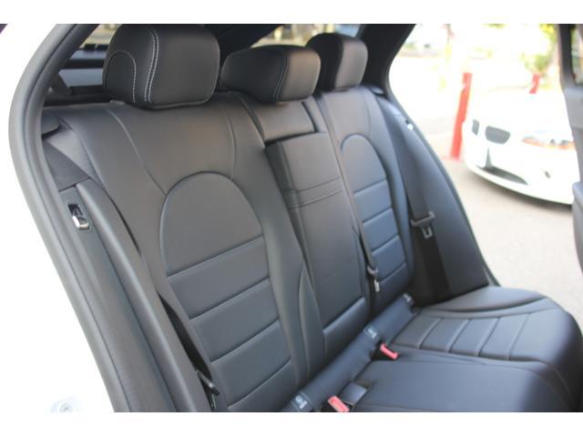 C200 ステーションワゴン スポーツ本革仕様 AMGアルミホイール・キーレスゴー・ヘッドアップディスプレイ・パワーバックドア・ナビ&TV・ETC・レザーシート・シートヒーター(26枚目)