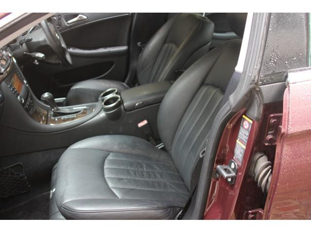CLS350 保証付・サンルーフ・ETC・ナビ・パワートランク・シートヒーター・レザーシート(22枚目)