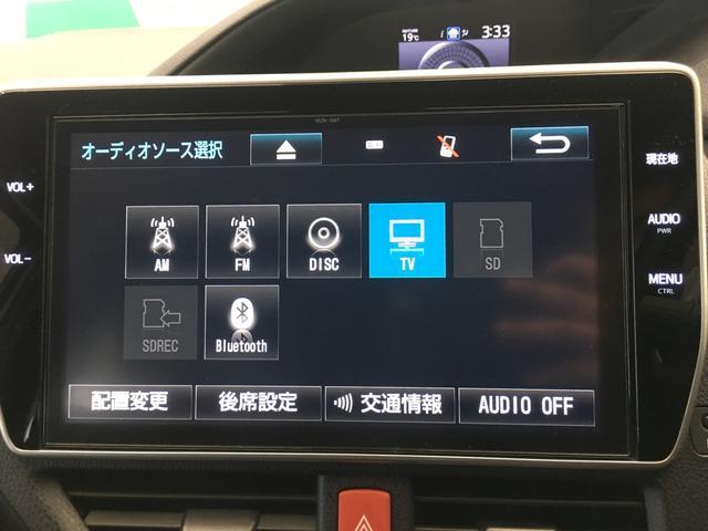 ZS 純正10型メモリナビ 12.1型フリップダウンモニタ トヨタセーフティセンス 片側パワースライド クルーズコントロール ステアリングスイッチ バックカメラ フロアマット ビルトインETC スマートキー(3枚目)