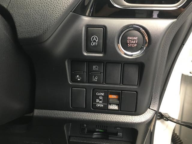 ZS 純正10型メモリナビ 12.1型フリップダウンモニタ トヨタセーフティセンス 片側パワースライド クルーズコントロール ステアリングスイッチ バックカメラ フロアマット ビルトインETC スマートキー(5枚目)