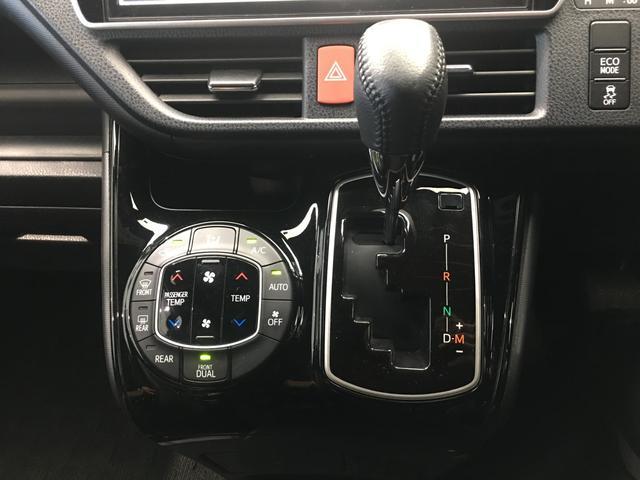 ZS 純正10型メモリナビ 12.1型フリップダウンモニタ トヨタセーフティセンス 片側パワースライド クルーズコントロール ステアリングスイッチ バックカメラ フロアマット ビルトインETC スマートキー(6枚目)