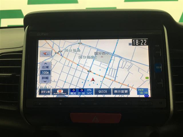 G・Lパッケージ 純正メモリナビ Bluetooth対応 片側パワースライドドア アイドリングストップ ステアリングスイッチ バックカメラ ビルトインETC フルセグTV 電動格納ミラー スマートキー(4枚目)