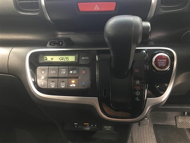 G・Lパッケージ 純正メモリナビ Bluetooth対応 片側パワースライドドア アイドリングストップ ステアリングスイッチ バックカメラ ビルトインETC フルセグTV 電動格納ミラー スマートキー(17枚目)
