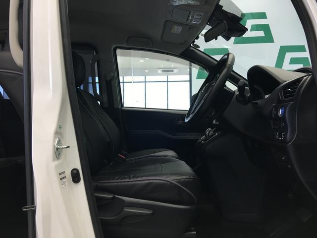 ハイブリッドG ワンオーナー 純正10型ナビ トヨタセーフティセンス 両側パワースライドドア クルーズコントロール ドライブレコーダー シートヒーター バックカメラ ビルトインETC 革調シートカバー スマートキー(20枚目)