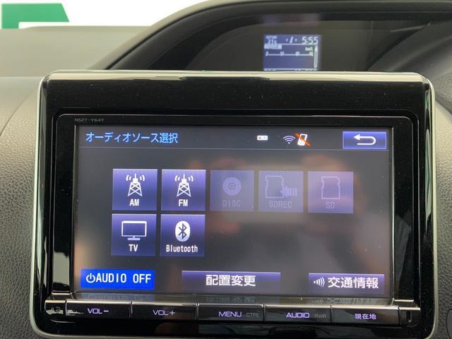 ZS 衝突軽減 車線逸脱防止 純正ナビ フルセグ BT  CD DVD FM AM Bカメラ ETC 左電動ドア Aストップ LED 社外アルミ16インチAW プッシュスタート(4枚目)