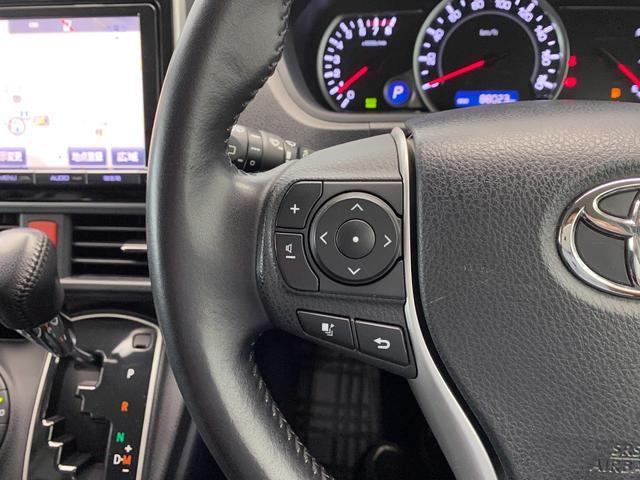ZS 衝突軽減 車線逸脱防止 純正ナビ フルセグ BT  CD DVD FM AM Bカメラ ETC 左電動ドア Aストップ LED 社外アルミ16インチAW プッシュスタート(10枚目)