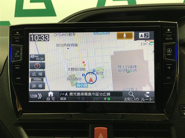 ZS 煌 社外SD10インチナビ フルセグ バックカメラ DVD再生 Bluetooth 7人乗り 社外12.8インチフリップダウンモニター トヨタセーフティーセンス 両側パワースライド ビルトインETC(4枚目)