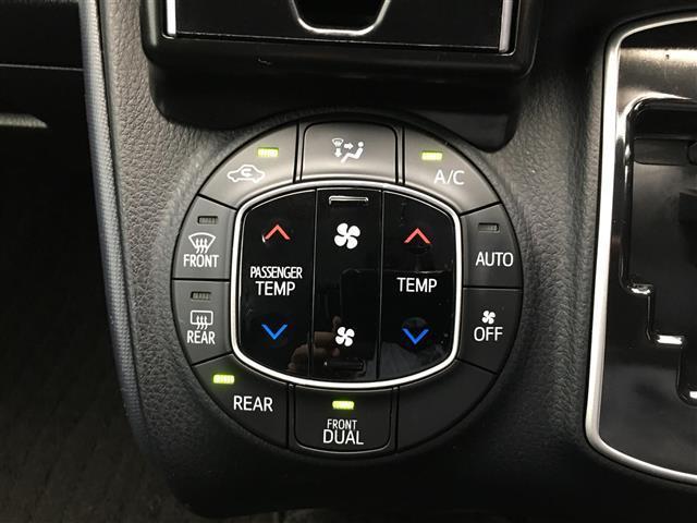 ZS 煌 社外SD10インチナビ フルセグ バックカメラ DVD再生 Bluetooth 7人乗り 社外12.8インチフリップダウンモニター トヨタセーフティーセンス 両側パワースライド ビルトインETC(17枚目)