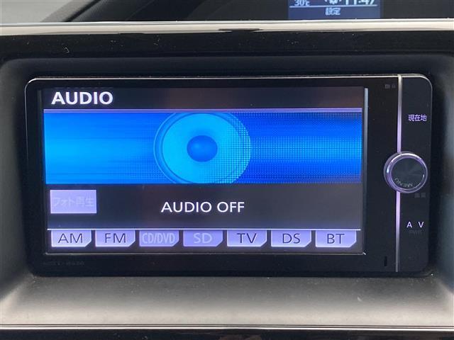 ZS 純正SDナビ Bluetooth フルセグ DVD再生 バックカメラ フリップダウンモニター 本革ステアリング ETC ステアリングスイッチ 片側パワースライド LED オートライト アイドリング(6枚目)