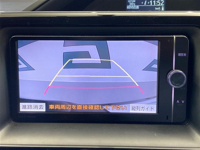 ZS 純正SDナビ Bluetooth フルセグ DVD再生 バックカメラ フリップダウンモニター 本革ステアリング ETC ステアリングスイッチ 片側パワースライド LED オートライト アイドリング(7枚目)