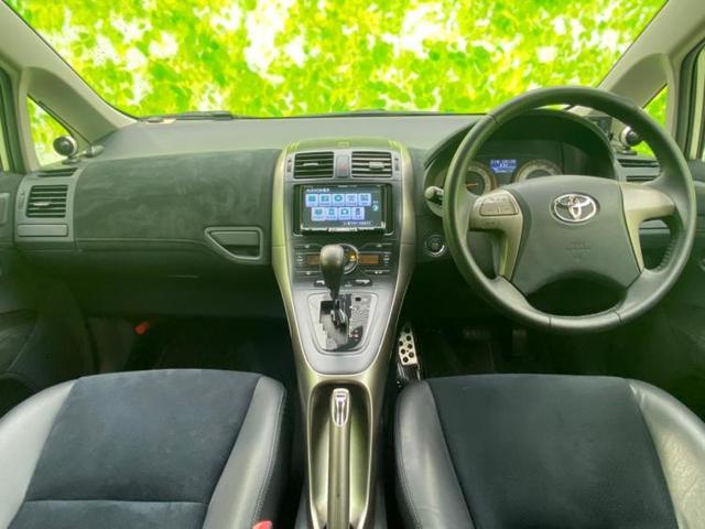 G 社外 7インチ HDDナビ/シート ハーフレザー/ETC/EBD付ABS/横滑り防止装置/TV/エアバッグ 運転席/エアバッグ 助手席/エアバッグ サイド/アルミホイール/パワーウインドウ ドラレコ(4枚目)