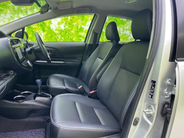Gソフトレザーセレクション 純正 7インチ メモリーナビ/シート フルレザー/車線逸脱防止支援システム/ヘッドランプ LED/ETC/EBD付ABS/横滑り防止装置/アイドリングストップ/TV/エアバッグ 運転席 革シート(5枚目)
