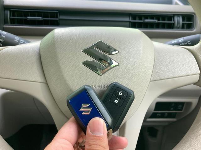 FX セーフティサポート(スズキ)/車線逸脱防止支援システム/横滑り防止装置/アイドリングストップ/エアバッグ 運転席/エアバッグ 助手席/エンジンスタートボタン/オートエアコン/オートライト 禁煙車(18枚目)