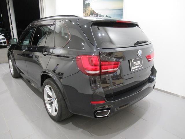 xDrive 35d Mスポーツ 7人乗り セレクトパッケージ パノラマガラスサンルーフ ブラックレザー シートヒーター 電動シート LEDライト ETC2.0 コンフォートアクセス オートトランク(5枚目)
