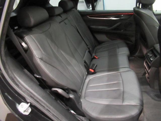 xDrive 35d Mスポーツ 7人乗り セレクトパッケージ パノラマガラスサンルーフ ブラックレザー シートヒーター 電動シート LEDライト ETC2.0 コンフォートアクセス オートトランク(14枚目)