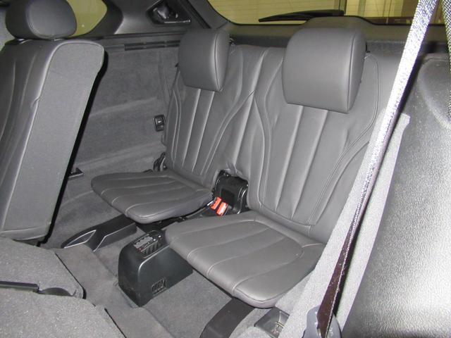 xDrive 35d Mスポーツ 7人乗り セレクトパッケージ パノラマガラスサンルーフ ブラックレザー シートヒーター 電動シート LEDライト ETC2.0 コンフォートアクセス オートトランク(19枚目)